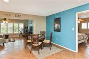 Dinette, family room - Single Family Home for sale at 1758 Croton Dr, Venice, FL 34293 - MLS Number is A4459877