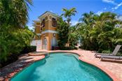 Heated pool and spa - Single Family Home for sale at 97 52nd St, Holmes Beach, FL 34217 - MLS Number is A4468151
