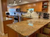 You will enjoy preparing meals in this well appointed kitchen. - Condo for sale at 5770 Midnight Pass Rd #509c, Sarasota, FL 34242 - MLS Number is A4472645