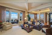 Living Room - Condo for sale at 35 Watergate Dr #1803, Sarasota, FL 34236 - MLS Number is A4476458