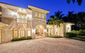 Survey - Single Family Home for sale at 35 Lighthouse Point Dr, Longboat Key, FL 34228 - MLS Number is A4477572