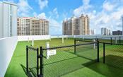 The VUE's dog park on the roof of the parking structure - Condo for sale at 1155 N Gulfstream Ave #1701, Sarasota, FL 34236 - MLS Number is A4480090