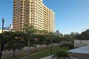 View from Owner's Terrace - Condo for sale at 101 Sunset Dr #103, Sarasota, FL 34236 - MLS Number is A4486187