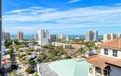 Looking north westerly - Condo for sale at 50 Central Ave #14b, Sarasota, FL 34236 - MLS Number is A4487974