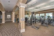 Well equipped gym for your use - Villa for sale at 13883 Botteri St, Venice, FL 34293 - MLS Number is A4493523