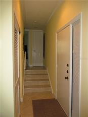 ENTRANCE TO UNIT - Condo for sale at 1087 W Peppertree Dr #221d, Sarasota, FL 34242 - MLS Number is A4493593