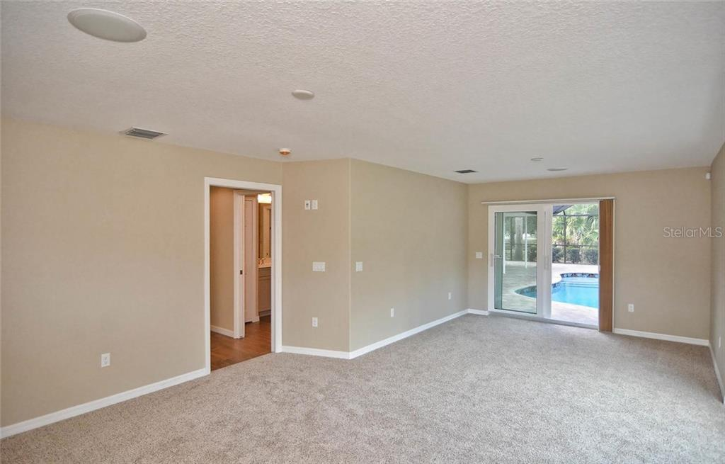 Master Bedroom - Single Family Home for sale at 2505 Northway Dr, Venice, FL 34292 - MLS Number is N5911099