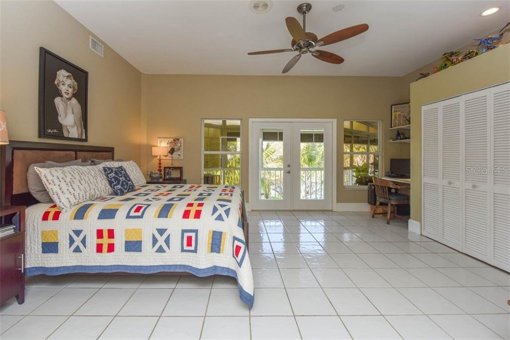 2nd bedroom - Single Family Home for sale at 725 El Dorado Dr, Venice, FL 34285 - MLS Number is N5911780