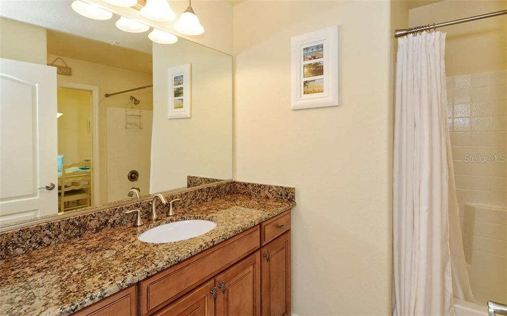 Guest Bath - Condo for sale at 500 San Lino Cir #524, Venice, FL 34292 - MLS Number is N5912607