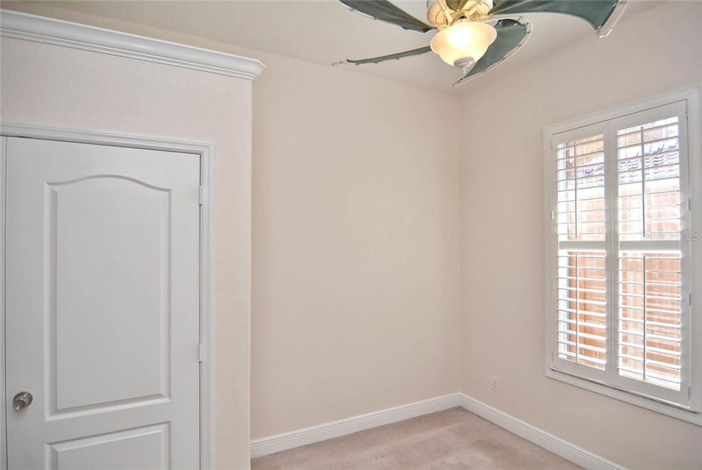 2nd bedroom - Condo for sale at 501 Barcelona Ave #c, Venice, FL 34285 - MLS Number is N5913183