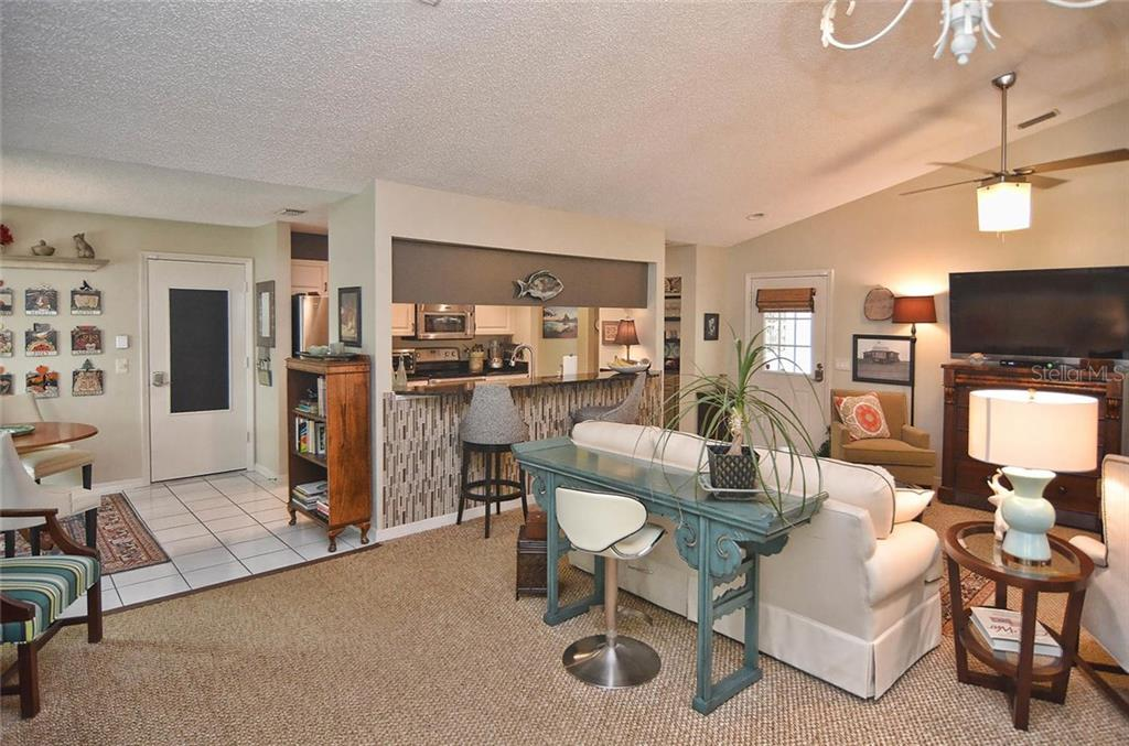 Interior layout - Single Family Home for sale at 1812 Ashley Dr, Venice, FL 34292 - MLS Number is N5914047
