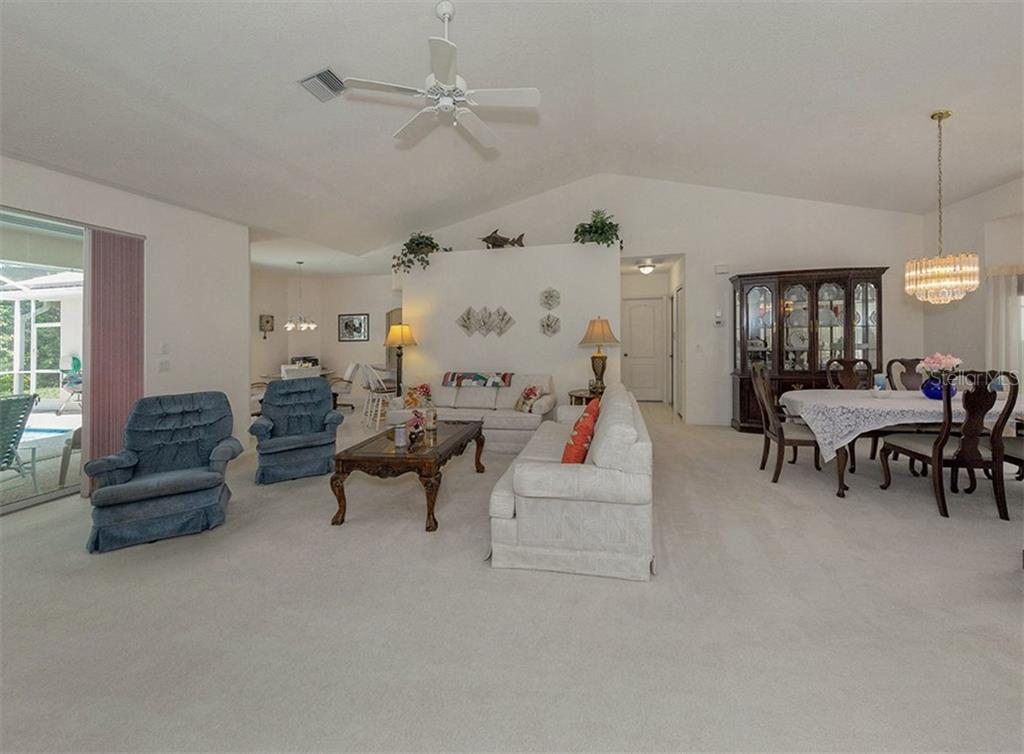 Interior layout - Single Family Home for sale at 577 Park Estates Sq, Venice, FL 34293 - MLS Number is N5914129