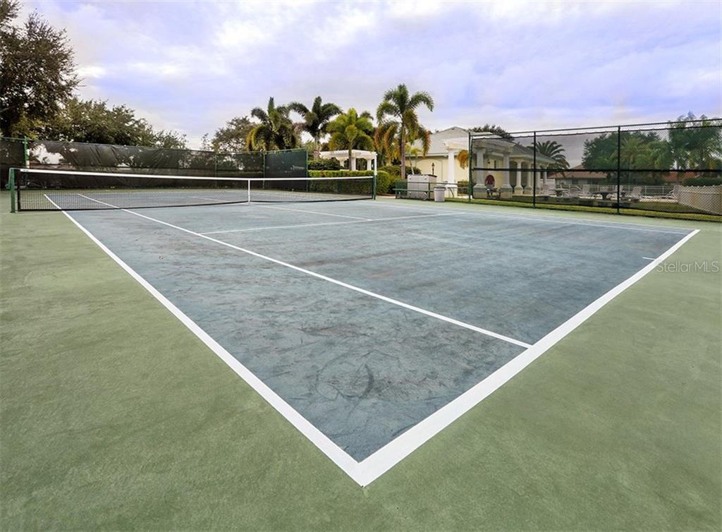 Tennis - Single Family Home for sale at 866 Wood Sorrel Ln, Venice, FL 34293 - MLS Number is N5915362