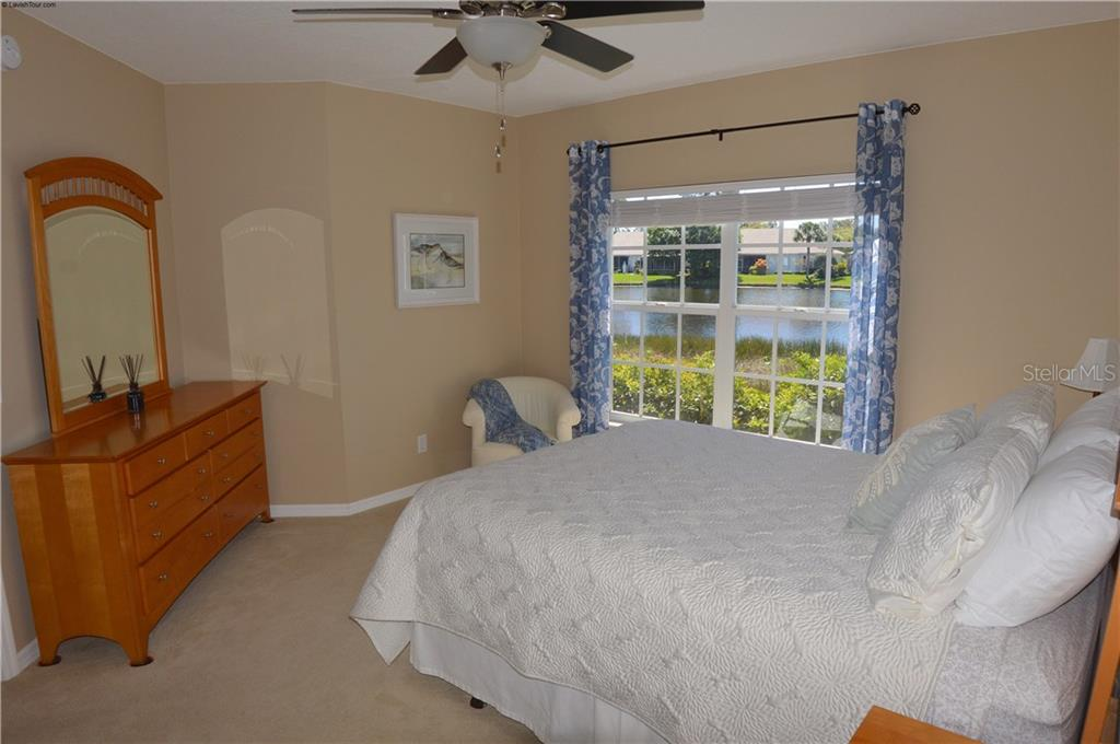 Master bedroom - Condo for sale at 903 Addington Ct #102, Venice, FL 34293 - MLS Number is N5916962