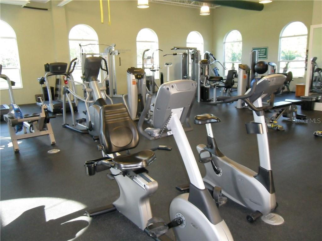 Athletic Facility - Villa for sale at 10731 Trophy Dr, Englewood, FL 34223 - MLS Number is N6100149