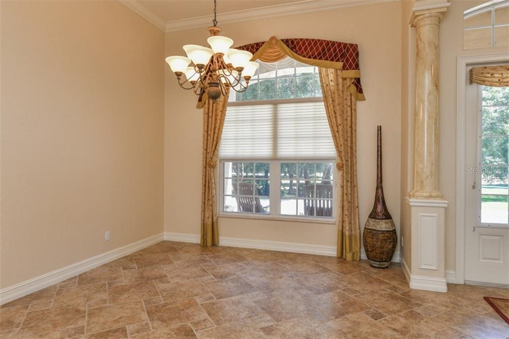 Dining room - Single Family Home for sale at 5515 Reisterstown Rd, North Port, FL 34291 - MLS Number is N6100346