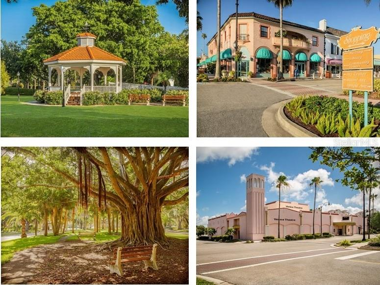 Aldea Mar is less than a mile from Historic downtown Venice and all it has to offer. - Condo for sale at 500 Park Blvd S #67, Venice, FL 34285 - MLS Number is N6100360