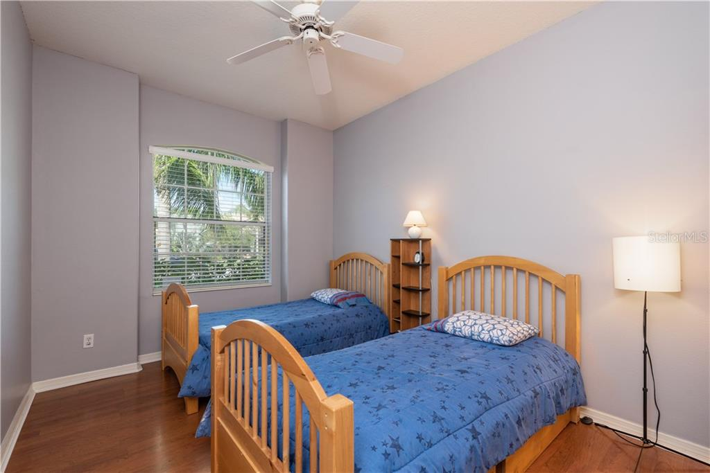 Second bedroom - Single Family Home for sale at 11513 Dancing River Dr, Venice, FL 34292 - MLS Number is N6100495