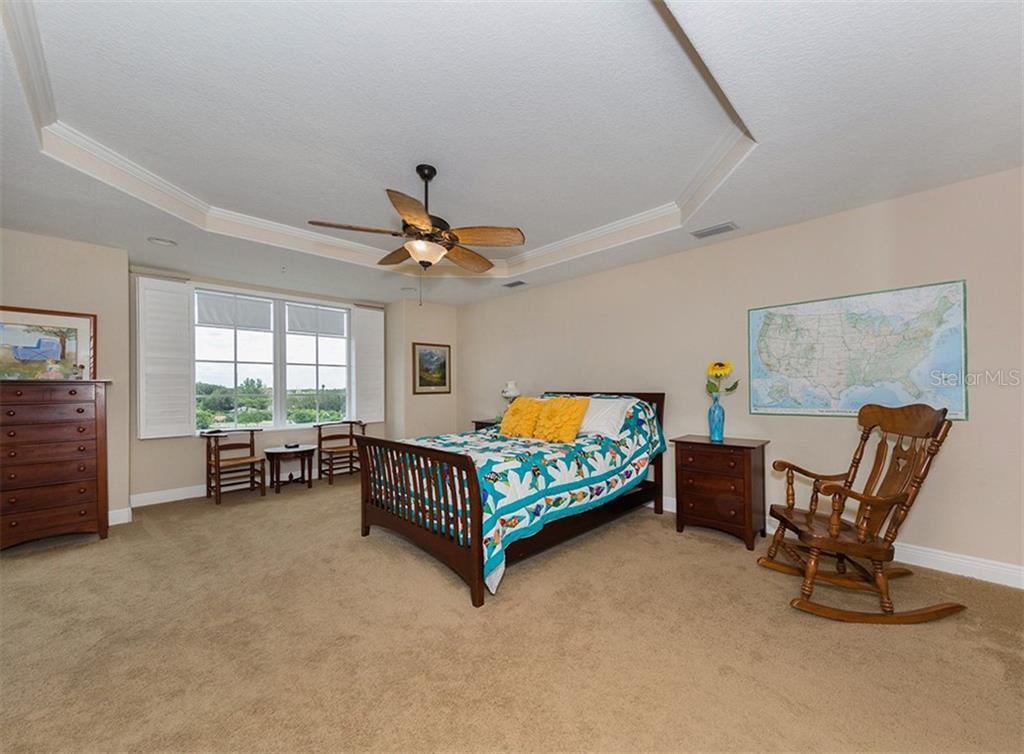Master bedroom - Condo for sale at 167 Tampa Ave E #612, Venice, FL 34285 - MLS Number is N6100834