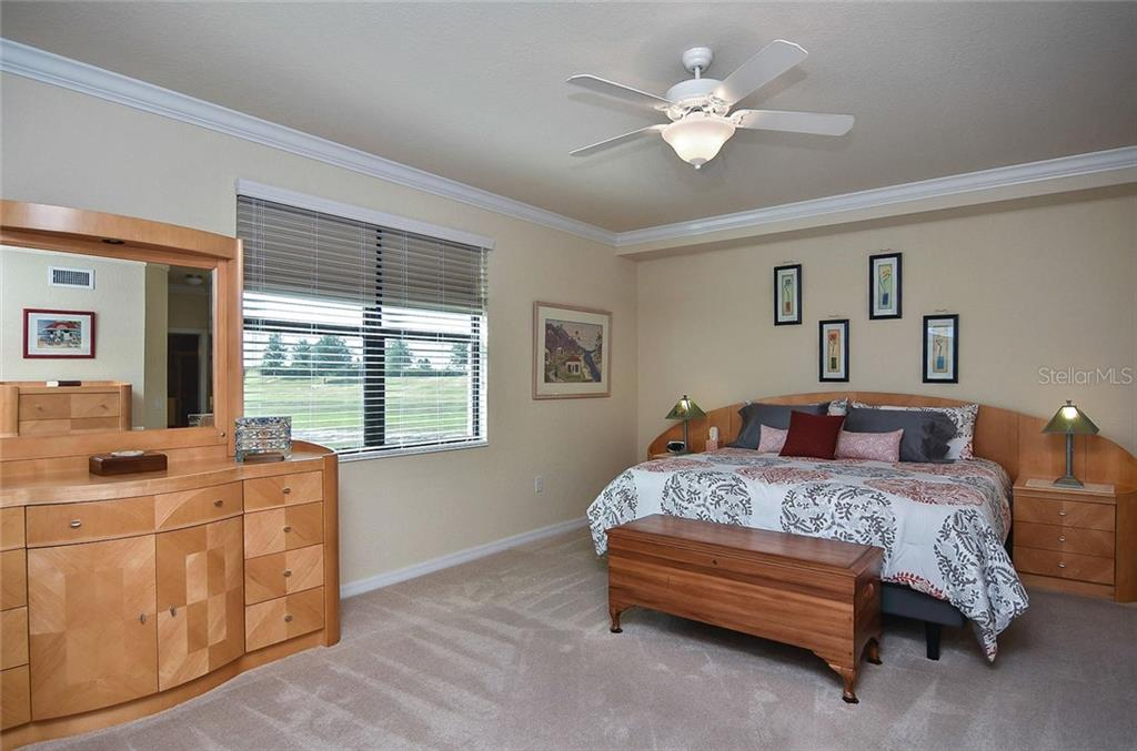 Master bedroom - Condo for sale at 20140 Ragazza Cir #101, Venice, FL 34293 - MLS Number is N6100993