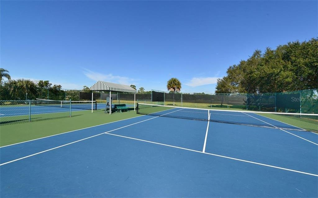 Tennis - Single Family Home for sale at 913 Chickadee Dr, Venice, FL 34285 - MLS Number is N6101770