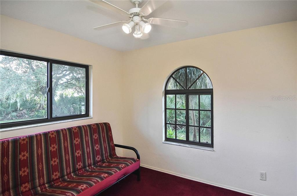 Bedroom 3 - Single Family Home for sale at 3572 January Ave, North Port, FL 34288 - MLS Number is N6102434