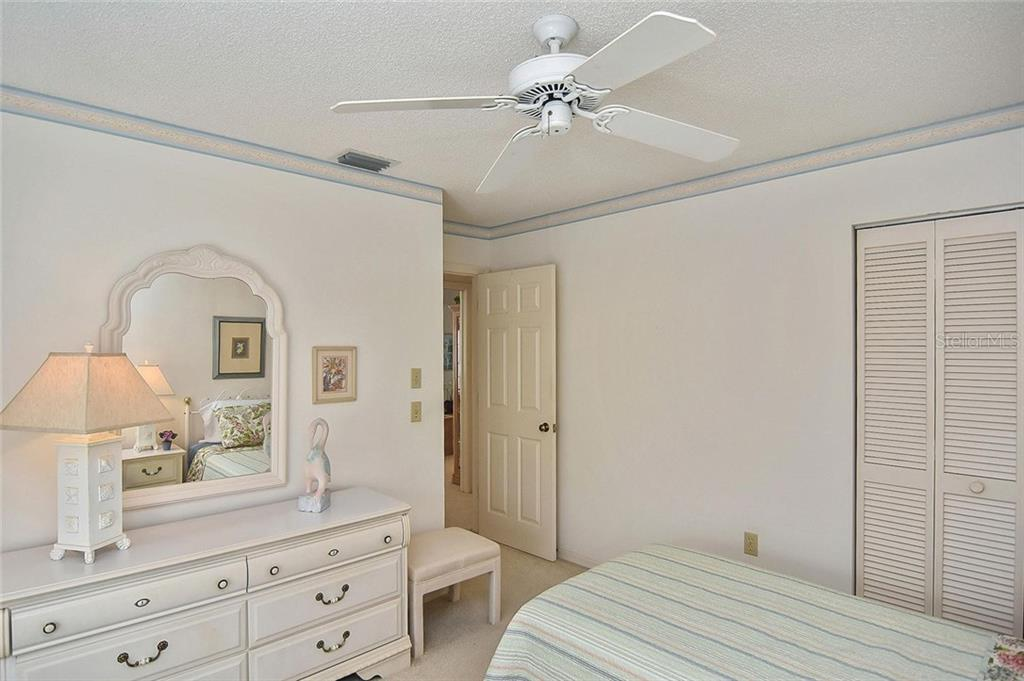 Guest room - Villa for sale at 740 Brightside Crescent Dr #21, Venice, FL 34293 - MLS Number is N6102676