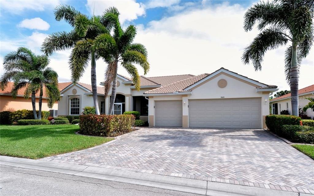 Home - Single Family Home for sale at 969 Chickadee Dr, Venice, FL 34285 - MLS Number is N6102722