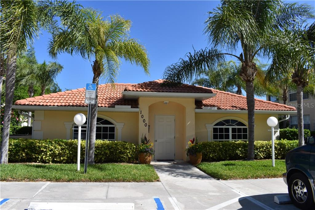 Community club house - Condo for sale at 904 Casa Del Lago Way #904, Venice, FL 34292 - MLS Number is N6105434