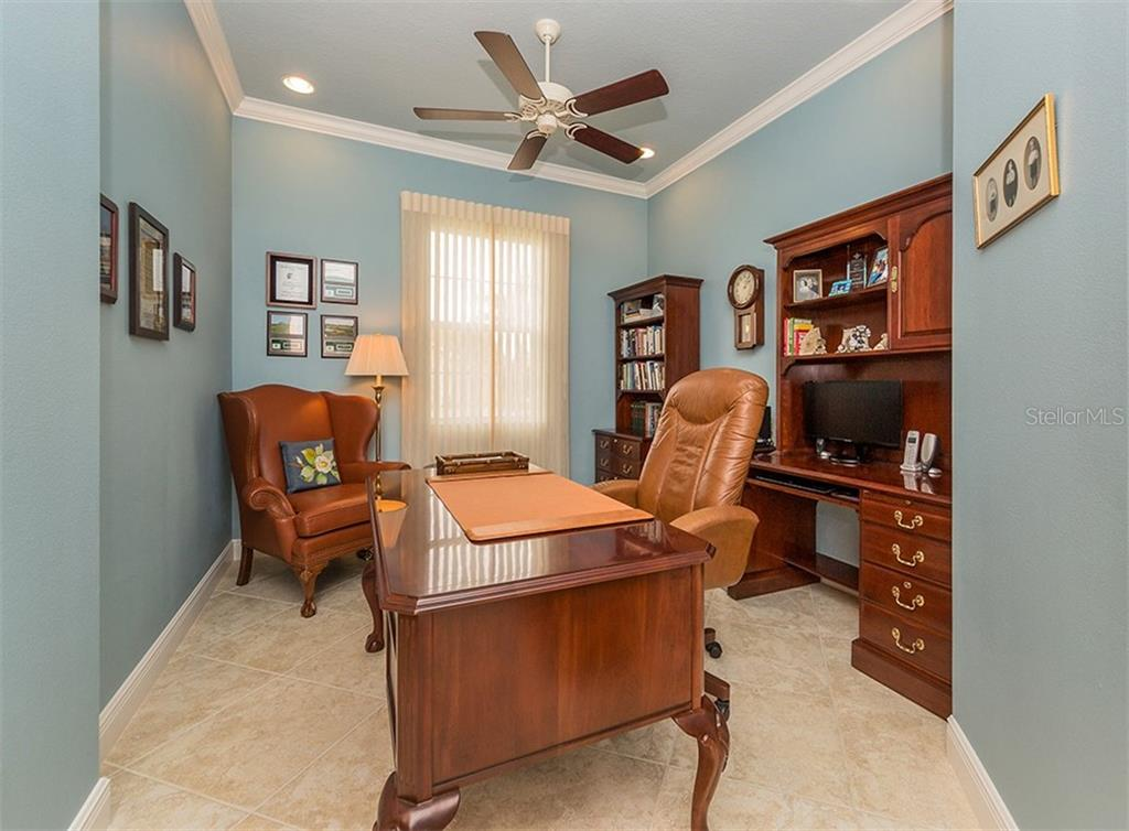 Den/office - Single Family Home for sale at 189 Portofino Dr, North Venice, FL 34275 - MLS Number is N6106071