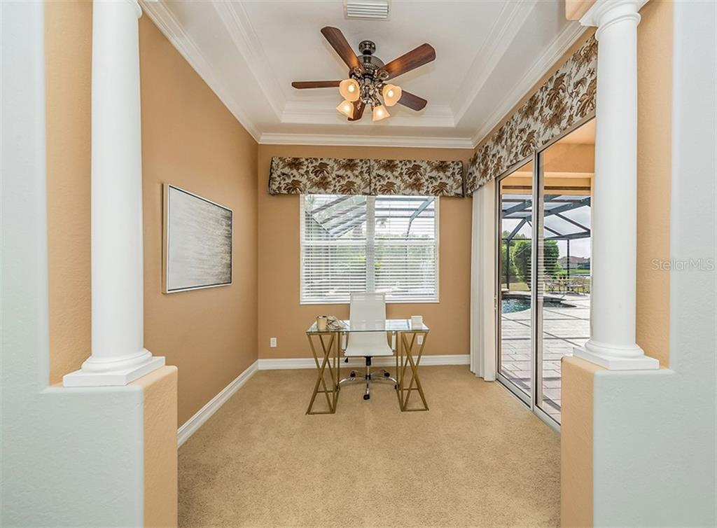 Bonus area in master bedroom. - Single Family Home for sale at 262 Pesaro Dr, North Venice, FL 34275 - MLS Number is N6107589