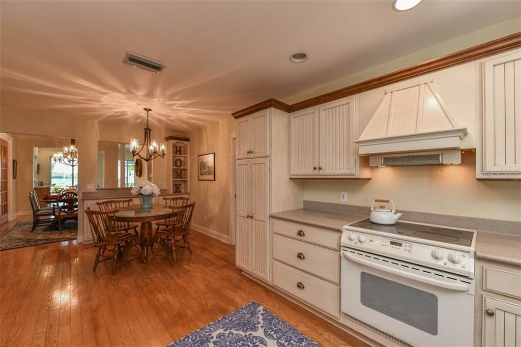 Kitchen - Single Family Home for sale at 7785 Manasota Key Rd, Englewood, FL 34223 - MLS Number is N6107786