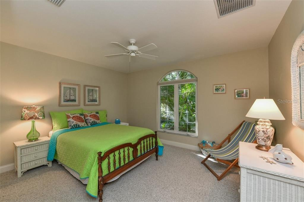 Second guest bedroom - Single Family Home for sale at 7785 Manasota Key Rd, Englewood, FL 34223 - MLS Number is N6107786