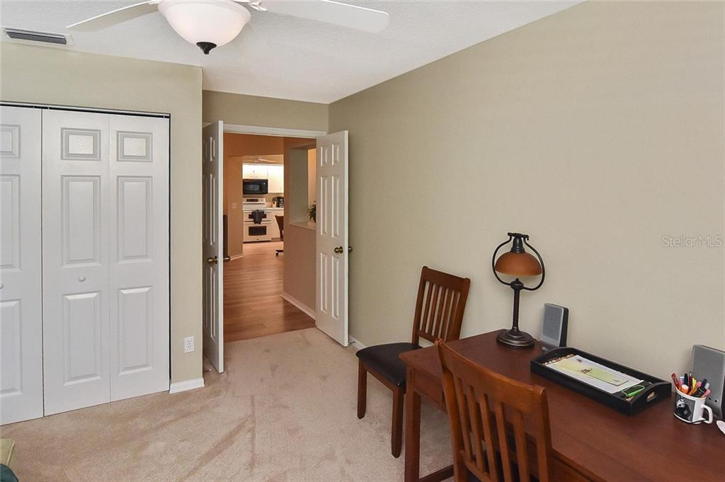 Family room - Condo for sale at 817 Montrose Dr #201, Venice, FL 34293 - MLS Number is N6107943