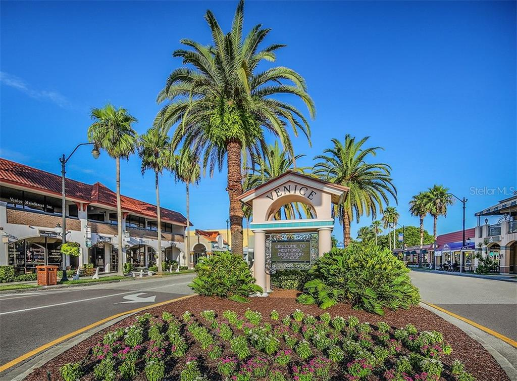 Downtown Venice - Condo for sale at 891 Norwalk Dr #205, Venice, FL 34292 - MLS Number is N6108169