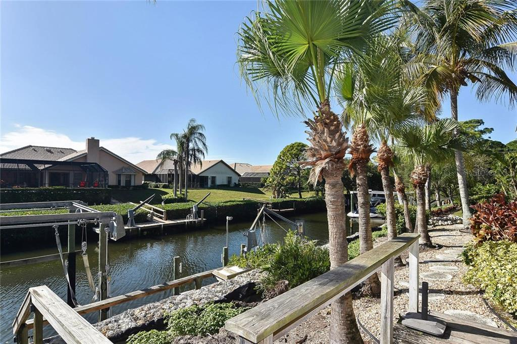 Canal - Single Family Home for sale at 321 Dulmer Dr, Nokomis, FL 34275 - MLS Number is N6108685