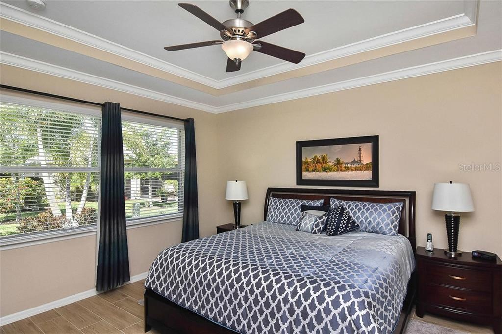 Master bedroom - Single Family Home for sale at 5093 Layton Dr, Venice, FL 34293 - MLS Number is N6109788