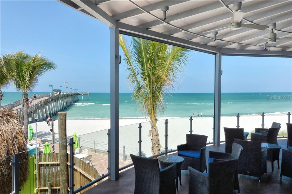 View from Fin's Restaurant - Single Family Home for sale at 953 Chickadee Dr, Venice, FL 34285 - MLS Number is N6111180
