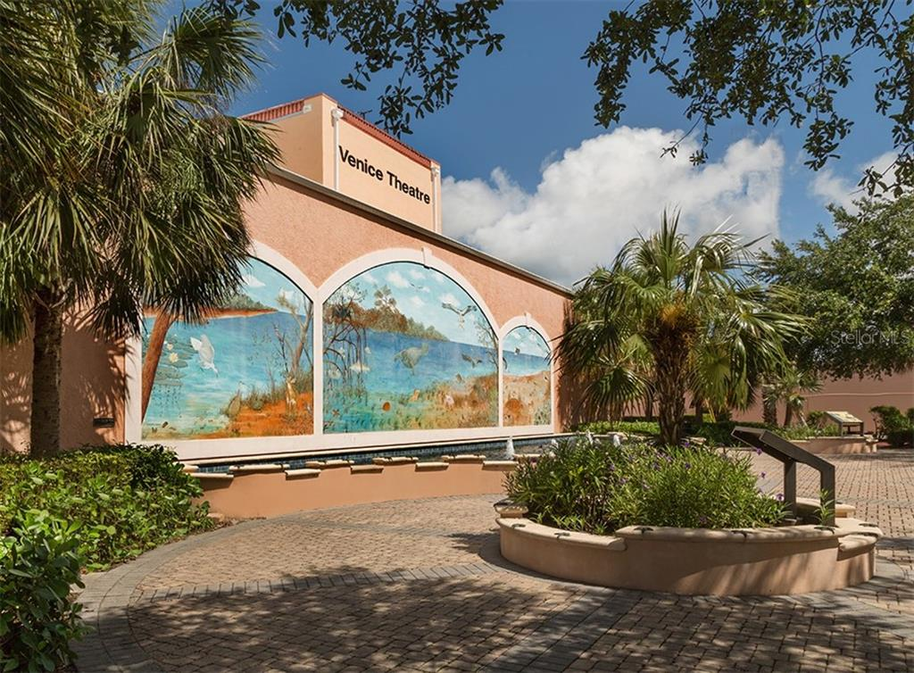 Venice Theatre - Vacant Land for sale at 230 Nassau St S, Venice, FL 34285 - MLS Number is N6111555