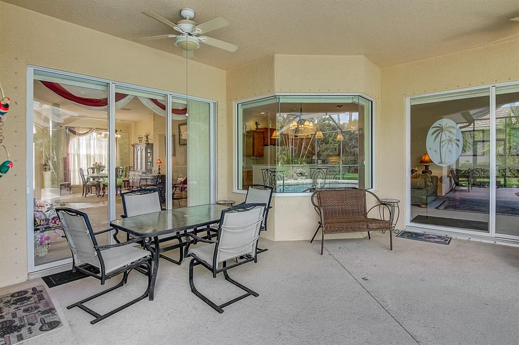 Lanai - Single Family Home for sale at 1031 Scherer Way, Osprey, FL 34229 - MLS Number is N6111839