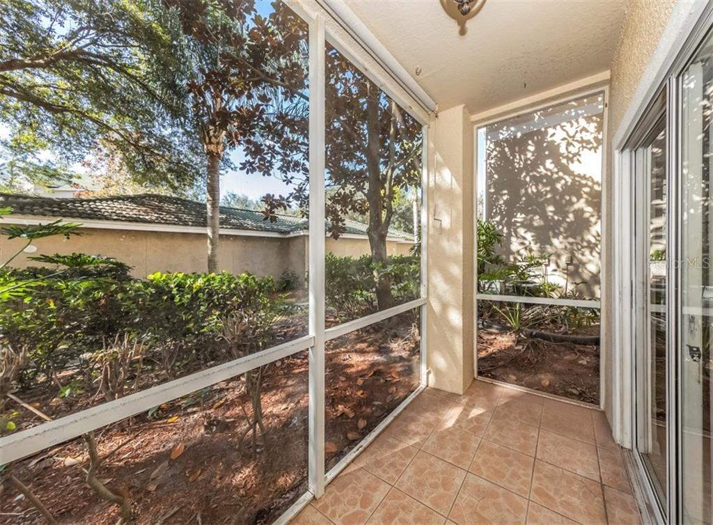 Lanai. - Condo for sale at 5180 Northridge Rd #103, Sarasota, FL 34238 - MLS Number is N6113134