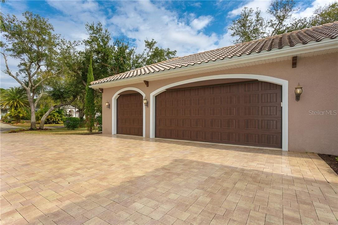 Extra height on the garage doors! - Single Family Home for sale at 1670 Maria St, Englewood, FL 34223 - MLS Number is N6113779