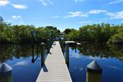 Dock - Single Family Home for sale at 1649 Manor Rd, Englewood, FL 34223 - MLS Number is N5914466