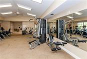 Clubhouse Exercise Room - There are also Tennis Courts - Single Family Home for sale at 366 Turtleback Xing, Venice, FL 34292 - MLS Number is N5914504