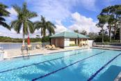 Community Pool - Single Family Home for sale at 1283 Highland Greens Dr, Venice, FL 34285 - MLS Number is N5916626