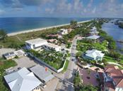 Aerial - Single Family Home for sale at 616 S Casey Key Rd, Nokomis, FL 34275 - MLS Number is N6100721
