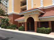 Secured entrance for 157 Tampa Ave East ...Unit #407  ....  The Waterfront on Venice Island - Condo for sale at 157 Tampa Ave E #407, Venice, FL 34285 - MLS Number is N6101715