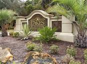 Community sign - Single Family Home for sale at 691 Lakescene Dr, Venice, FL 34293 - MLS Number is N6101920