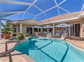 Pool with lanai - Single Family Home for sale at 19799 Cobblestone Cir, Venice, FL 34292 - MLS Number is N6104694
