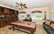 Game room - Single Family Home for sale at 412 Hunter Dr, Venice, FL 34285 - MLS Number is N6105563